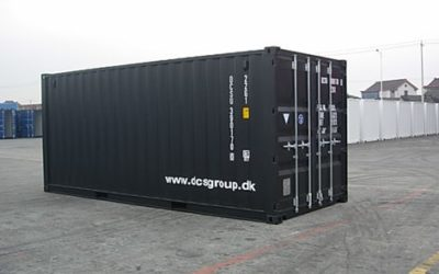 20ft & 40ft Containers