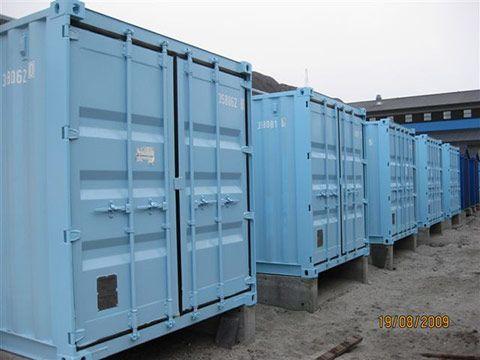 Generatorimut containeri