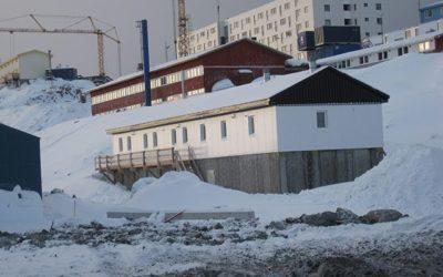 Homeless Shelter in Nuuk