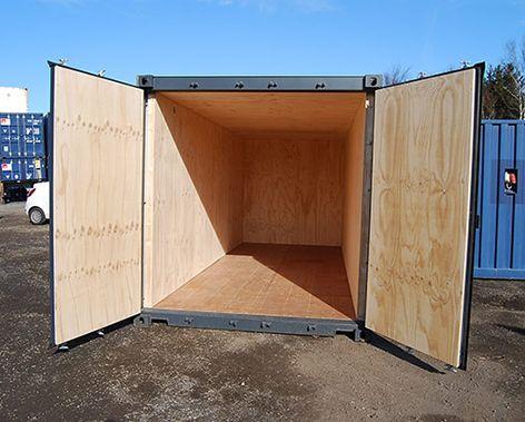 Toqqorsinermut containeri kiffiugaq