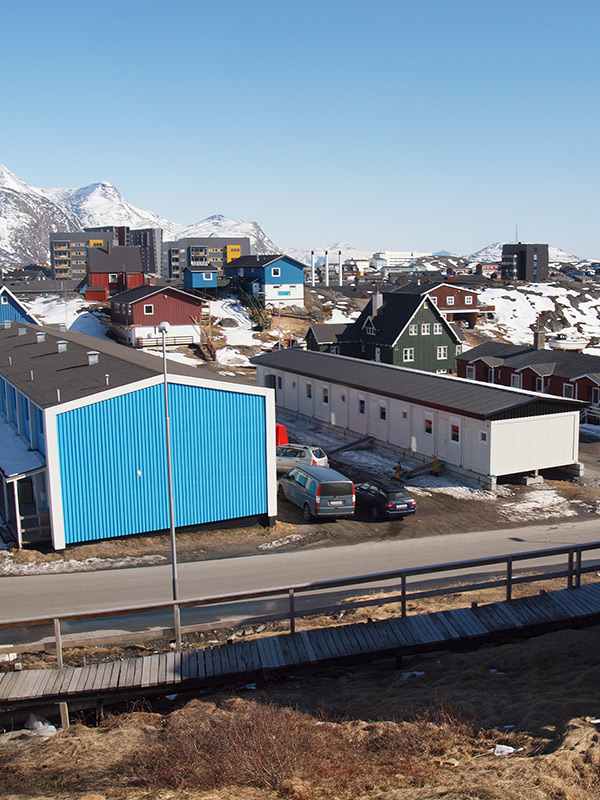 Apartments in Nuuk