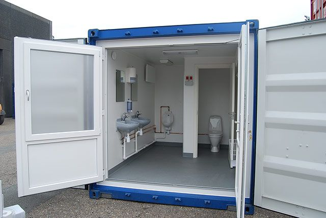 Anartarfimmut nammineq pilersortumut containeri