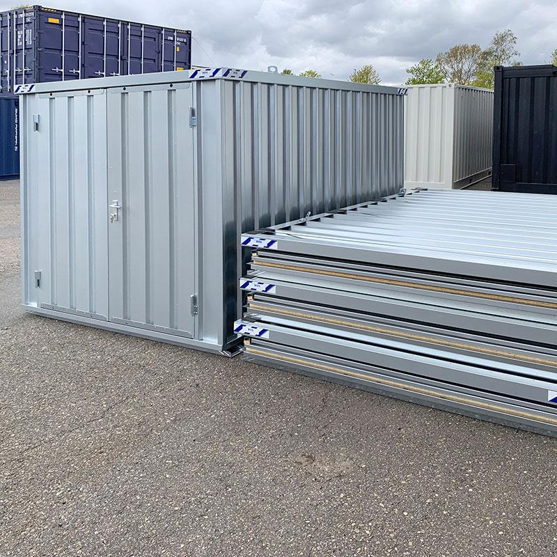 Containeri oqitsoq 3x2 meteri