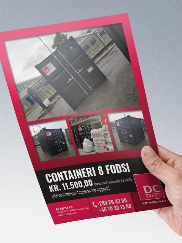 Containeri 8 fodsi ussassaarinermi akia