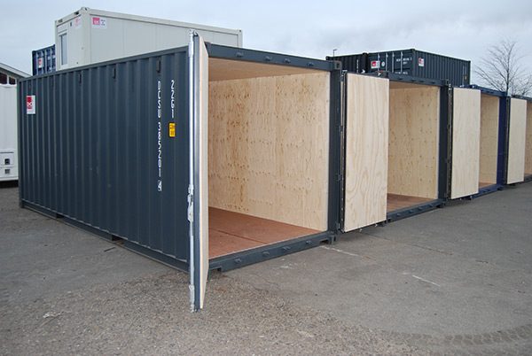 Containeri kiffiusersugaq 20 fodsi tuniniagaq