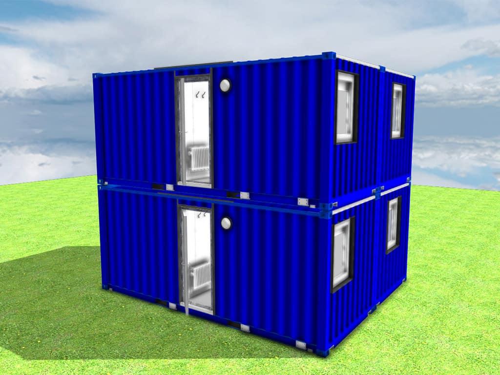 Containerinik suliniutit piviusuusaartitsineq (Virtual Reality) aqqutigalugu misigiuk