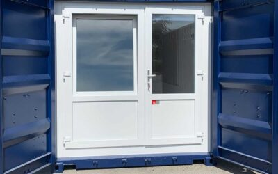 Office container without windows – DCS 2041