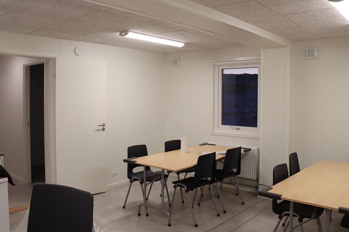Modular, 6 person housing - Ilulissat, Greenland