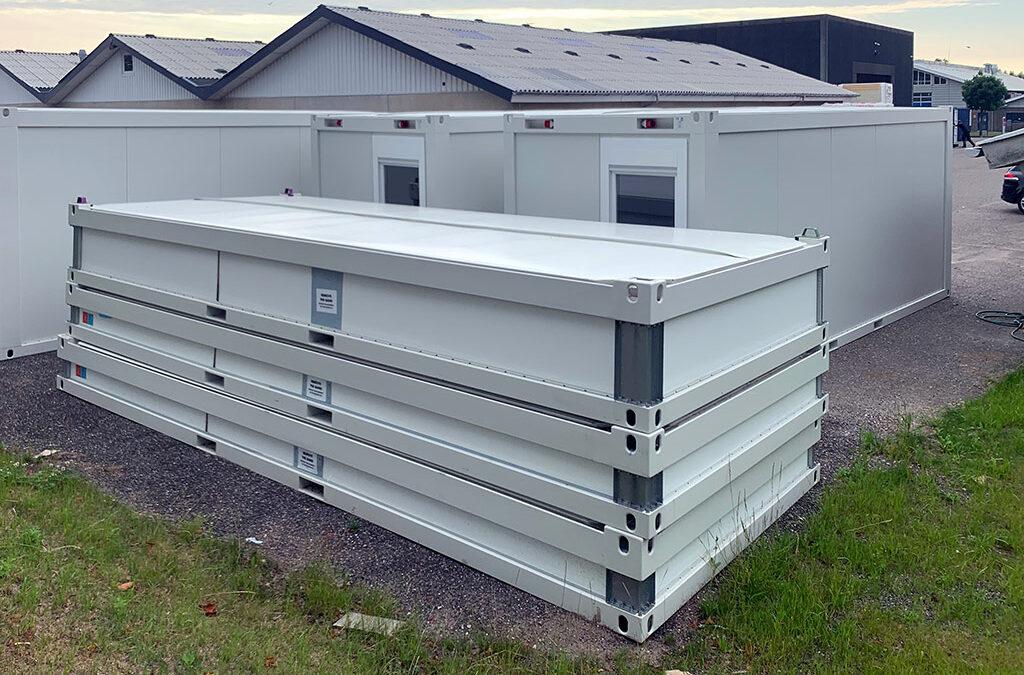 Containeri 20 fodsi saattukujuunngorlugu poortugaq